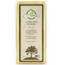 İlkdem - 5 Litre Natürel Sızma Zeytinyağı